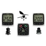 Raymarine i50 & i60 Wind, Speed, Depth 3xInstrument & Transducer Pack