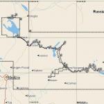 Река Волга от Рыбинска до Чебоксар и Рыбинское водохранилище (RS-M214)