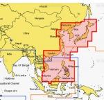 Картография Navionics + 35XG Японское море