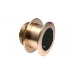 Raymarine B164 Bronze Low Profile Depth/Temp Transducer (MFD Connect)