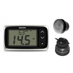Raymarine i40 Bidata Pack, with P371 & P7 Speed/Temp/Depth Through Hull Transducers