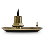 Raymarine RV-200 RealVision 3D Bronze Through Hull Transducer 0°, Direct connect to AXIOM _8m cable