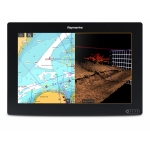 "Raymarine AXIOM 12 RV, Multi-function 12"" Display with integrated RealVision 3D, 600W Sonar, no transducer E70369"