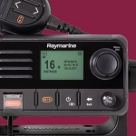 Raymarine Ray53 VHF Radio with Integrated GPS
