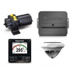 Raymarine Evolution Autopilot with P70Rs control head, ACU-200 & Type 1 Hydraulic pump