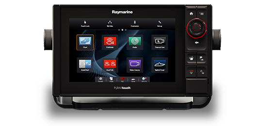 Программное обеспечение LightHouse II Raymarine eS Series